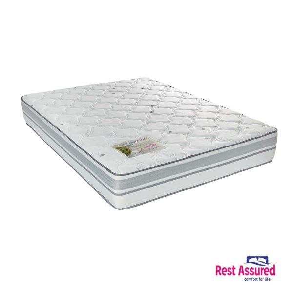 Rest Assured | Saxenburg Mattress – King, The Bed Centre