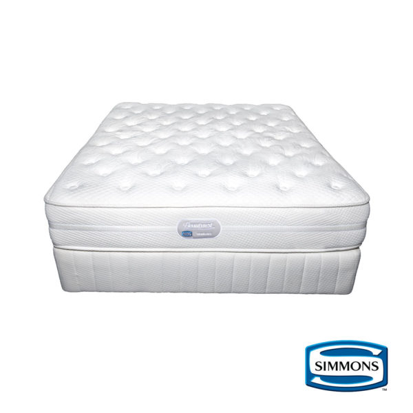 Simmons | Berkdale Firm Bed Set – 3/4, The Bed Centre