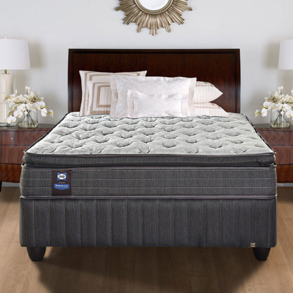 Sealy | Castlerock Firm Bed Set – Single, The Bed Centre