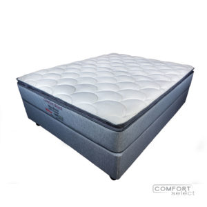 Comfort Select | Hatfield Pillow Top Bed Set – Queen, The Bed Centre