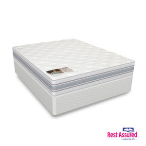 Cloud Nine | Lodestar Bed Set – King, The Bed Centre