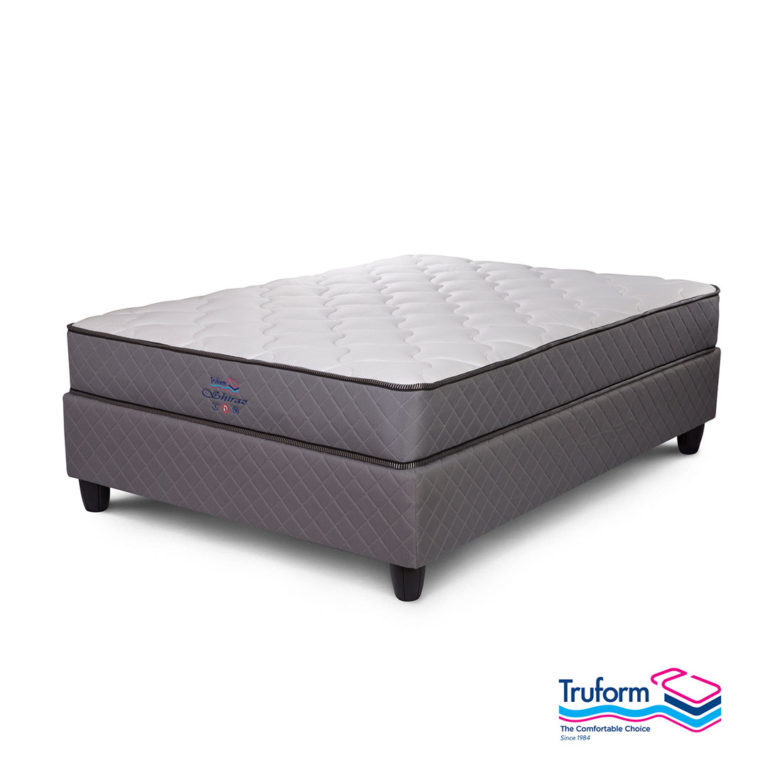 Truform | Shiraz Bed Set – Double, The Bed Centre