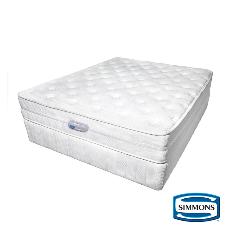Simmons | Berkdale Bed Set – Single