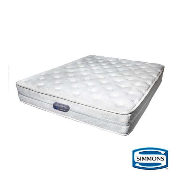Simmons | Vermont Mattress – Queen, The Bed Centre