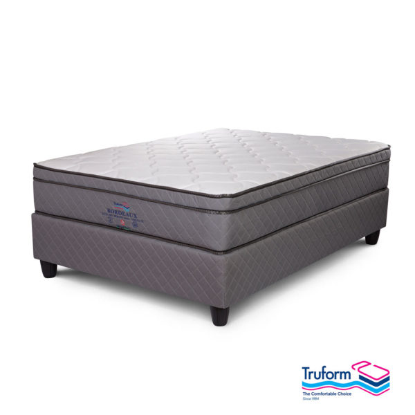 Truform | Bordeaux Medium Bed Set – 3/4, The Bed Centre