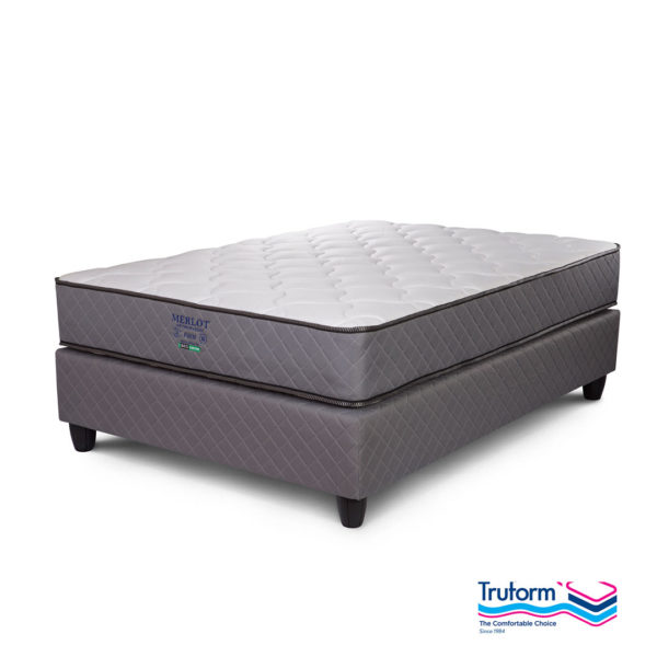 Trufrom | Merlot Bed Set – Queen, The Bed Centre