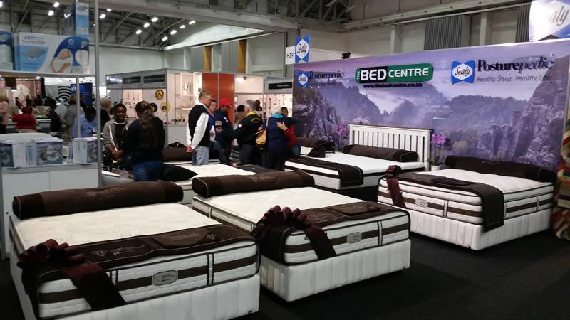 Decorex 2016 [Sealy Posturepedic], The Bed Centre