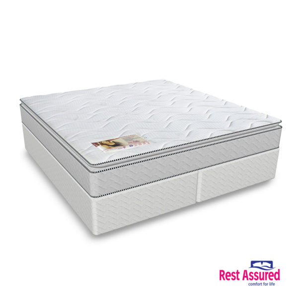 Rest Assured | Spier Bed Set – King, The Bed Centre