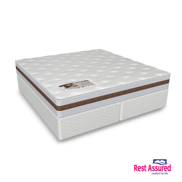 Rest Assured | Waterford Bed Set – King, The Bed Centre