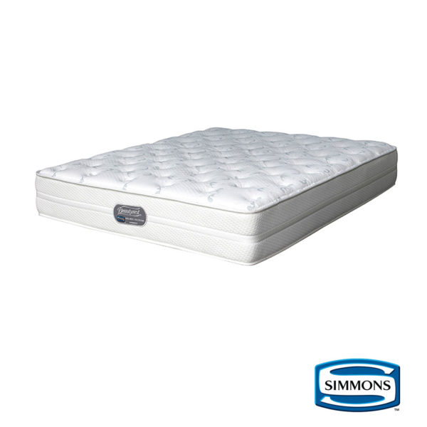 Simmons | Berkdale Firm Mattress – Queen, The Bed Centre