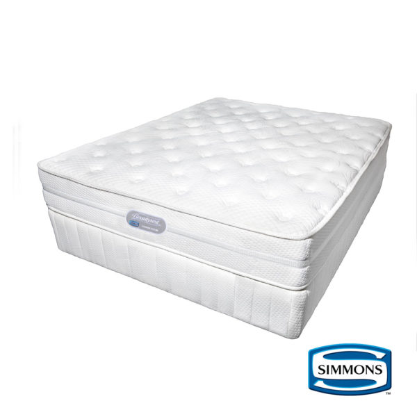 Simmons  |  Charlston Bed Set – Double, The Bed Centre