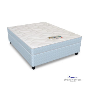 Sealy | Castlerock Firm Bed Set – Queen, The Bed Centre