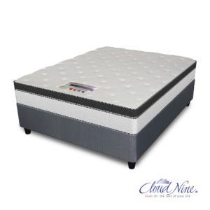 Cloud 9 bed sets and mattresses available at The Bed Centre. South Africas leading retailer of premium beds, mattresses and linen