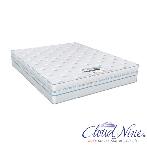 Cloud Nine | Endurance Box Top Mattress – Double, The Bed Centre