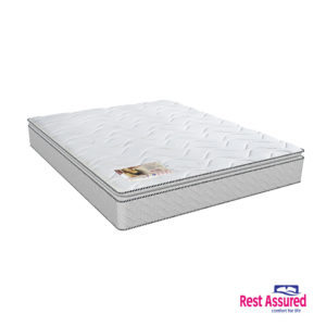 Comfort Select | Hatfield Pillow Top Mattress – 3/4, The Bed Centre