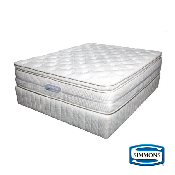 Simmons | Livingston Bed Set – Double, The Bed Centre