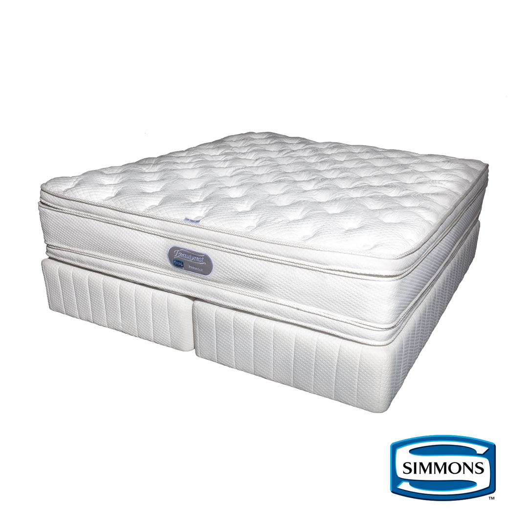 Simmons | Pinnacle Bed Set, The Bed Centre