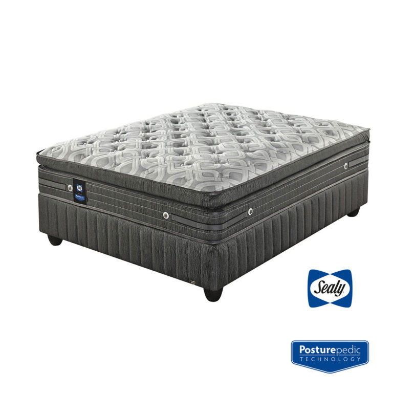 Sealy | Kingswood Medium Bed Set – King