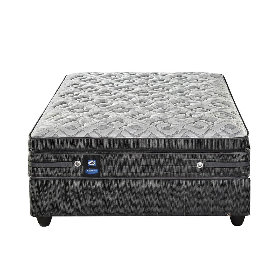 Sealy | Kingswood Medium Bed Set – 3/4