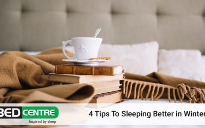 How to Sleep Better this Winter: 4 Tips – 2019