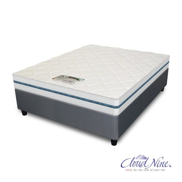Cloud Nine | Classic Bed Set – King, The Bed Centre