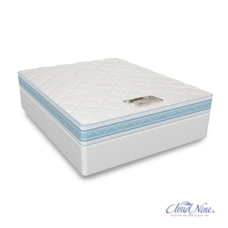 Cloud Nine | Classic Bed Set – Double