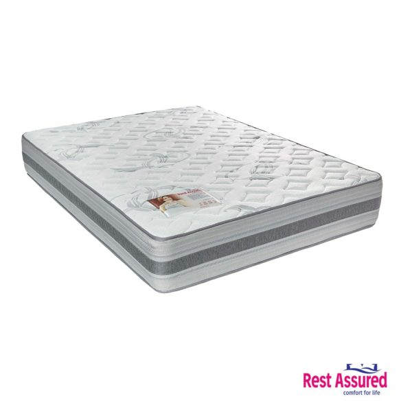 Rest Assured | Weightmaster Firm Mattress – Single, The Bed Centre