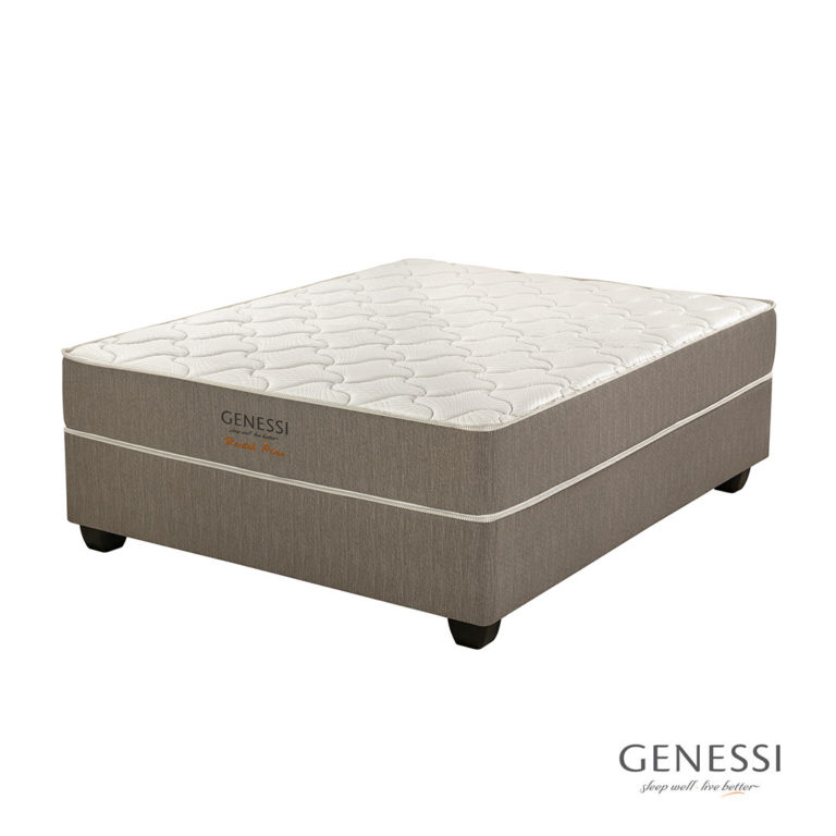Genessi | Health Plus Bed Set – Queen