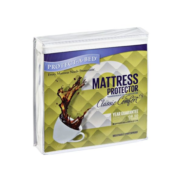 Protect-A-Bed | Classic Comfort Mattress Protector, The Bed Centre