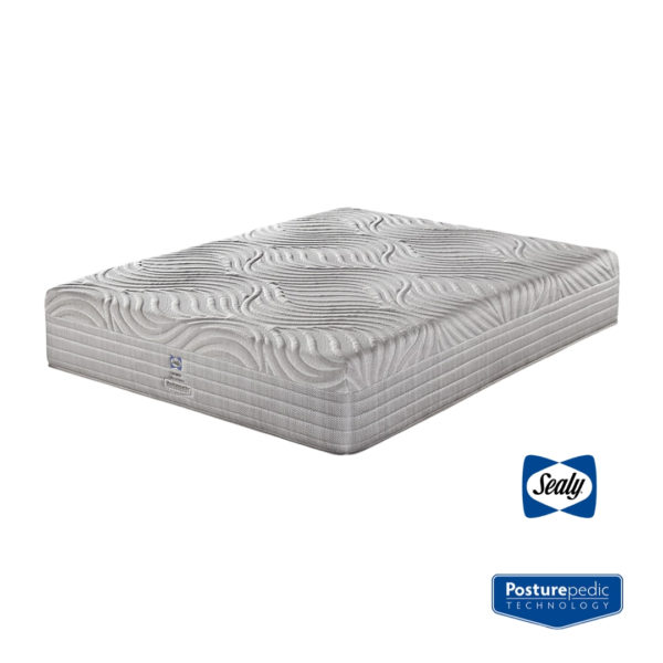 Sealy | Sunspear Hybrid Plush Mattress – King, The Bed Centre