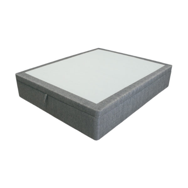 Flip Top Storage Bed Base, The Bed Centre
