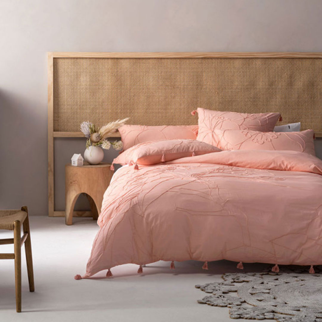 Shibui Blush Duvet Cover Set The Bed Centre