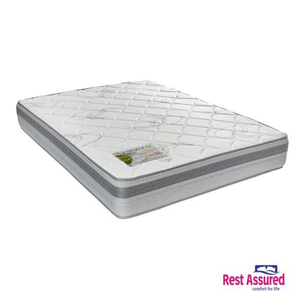 Rest Assured | Lanzerac Mattress – Single, The Bed Centre