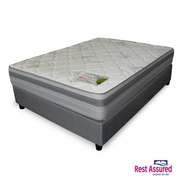 Rest Assured | Lanzerac Bed Set – Queen, The Bed Centre