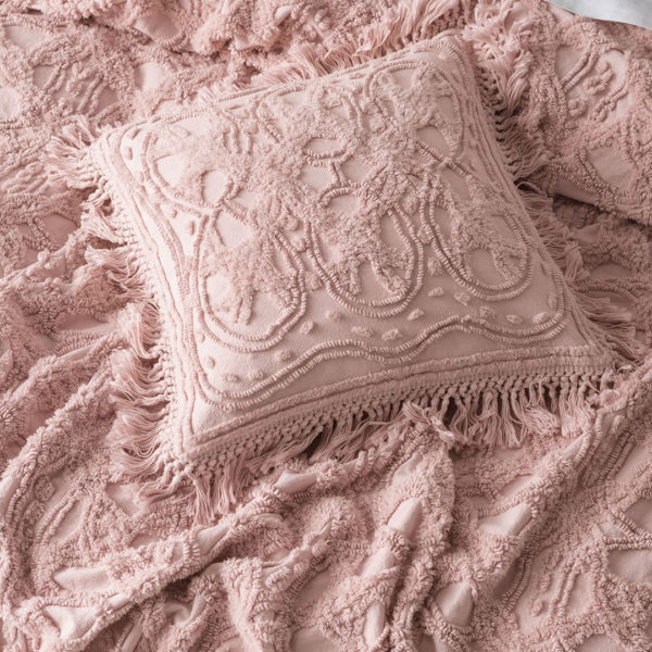 Somers Rose Bed Cover, The Bed Centre