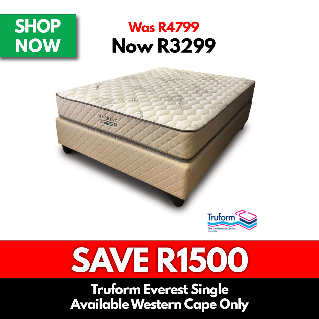Truform Everest Firm | Single - Beds for Sale Online Specials