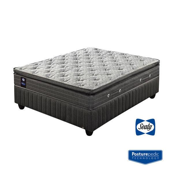 Sealy-Castle-Rock-Plush-Bed-Set