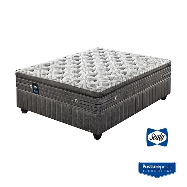 Sealy | Kingswood Plush Bed Set