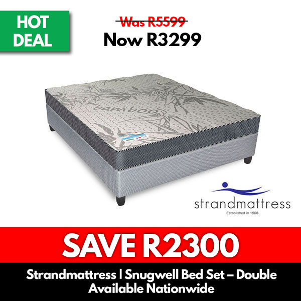 Strand Mattress | Snugwell Double Bed Set - Beds for Sale Online Specials